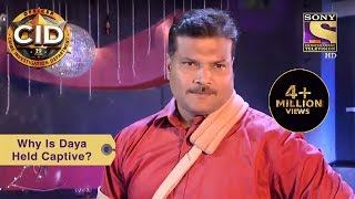 Your Favorite Character | Why Is Daya Held Captive? | CID | Full Episode