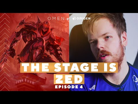 THE STAGE IS ZED | CHAMPIONS EP 4 ANDRÉ + NUKEDUCK