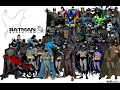 All Batman Suits and Armors