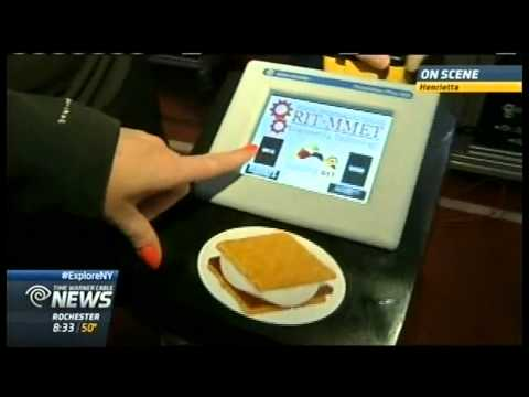 RIT on TV: Robotic S'Mores 2.0 - Imagine RIT on  TWC