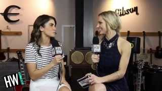 Nikki Reed Reveals Celebrity Crush & Most Embarrassing Moments! (HOT SEAT)