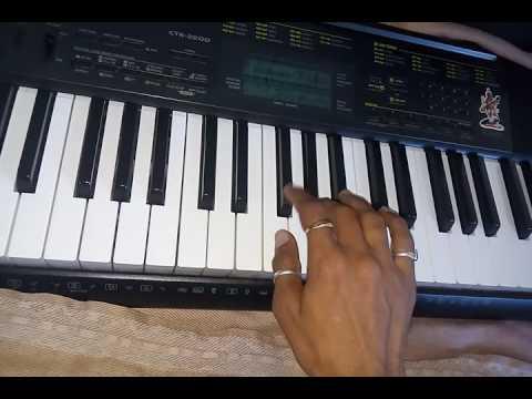 Gujarati piano ghamar ghamar maru valonu gaje syam aavi ne rajusoni chitrod