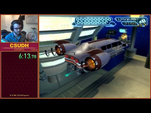 Ratchet & Clank: Going Commando Speedruns feat. Ruh - CSUDH Esports (04/01/2020)