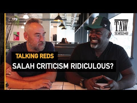 Liverpool Refer Mo Salah To Merseyside Police? | TALKING REDS