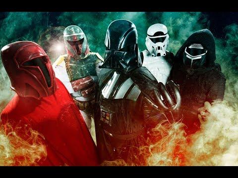 Chris Kelly (Dark Vader) from Galactic Empire talks Supanova and Australian tour