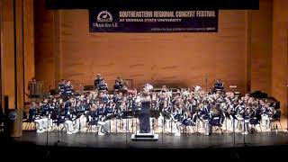 Symphonic Band - Southeast Regional Concert Festival - American Salute