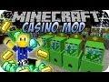 Minecraft CASINO MOD (Penny Arcade Mod) [Deutsch]