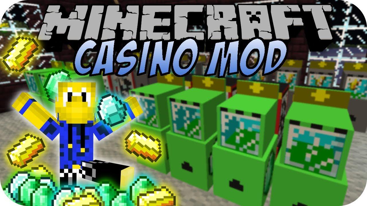 minecraft casino mod