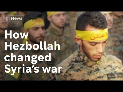 Thumbnail: Inside Syria: How Hezbollah changed the war | Channel 4 News