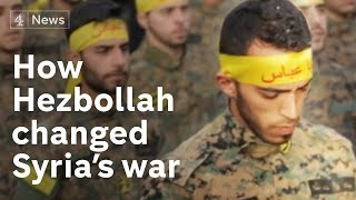 Inside Syria: How Hezbollah changed the war | Channel 4 News