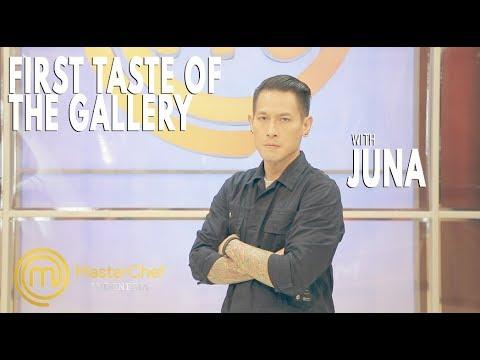 First Taste of The Gallery MasterChef Indonesia Season 5: Judges Podium & Utensils Room