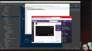 Stream Mitschnitt: Coding Session // Twitch API,
