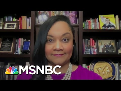 Rep. Williams: Everyone Deserves 'The Same Access To The Ballot' | The Last Word | MSNBC