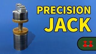 Precision Machinists Jack for Toolmaking - Just One Fixture