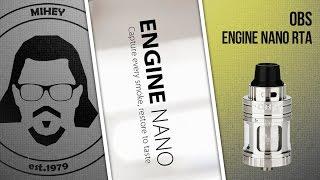 oBS Engine NANO RTA. Одна спираль, много изменений