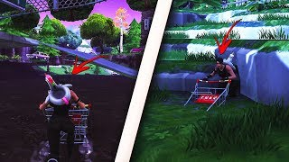 How to WALLBREACH through ANY BARRIER using this game breaking glitch! (Fortnite Glitches)