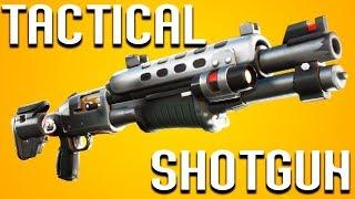 НОВО ОРЪЖИЕ - TACTICAL SHOTGUN | Fortnite