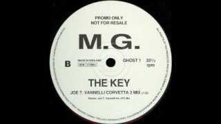 MATT GOSS - The Key (Joe T. Vannelli Corvette 2)