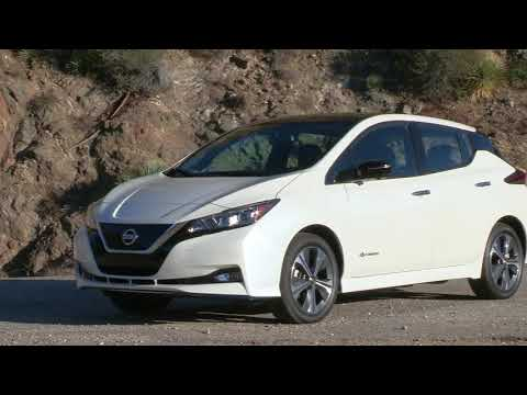2019 Nissan LEAF PLUS - promo