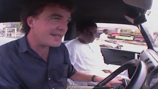 Blind navigator motorsport   Clarkson's Motorworld   BBC autos