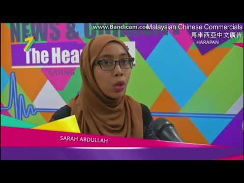 [Goodbye old ntv7!] ntv7 new look preview on Edisi 7 1.30pm 4th March 2018