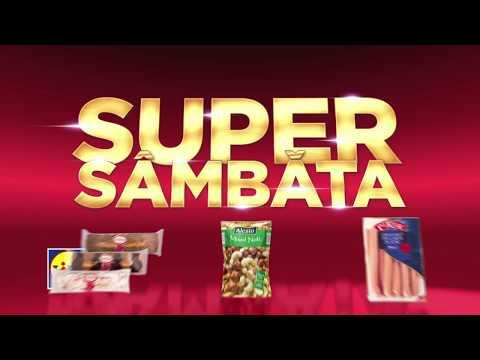 Super Sambata la Lidl • 17 Noiembrie 2018