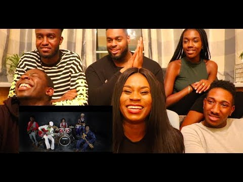 Diamond Platnumz Ft. Harmonize & More - Zilipendwa(REACTION VIDEO) || @diamondplatnumz @Ubunifuspace