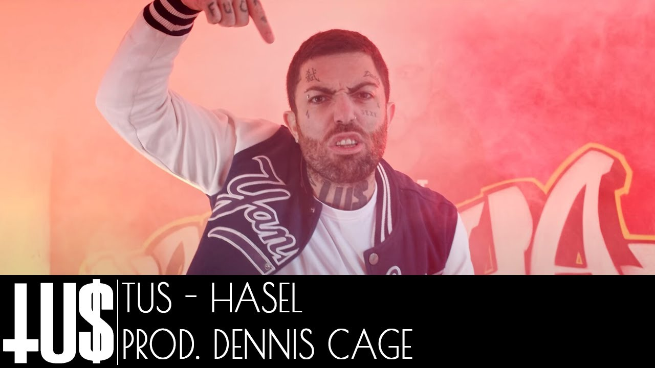 Tus - Hasel Prod. Denis Cage - Official Video Clip