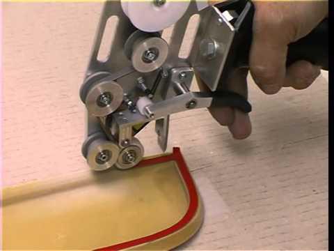 Aplicador manual de cinta adhesiva youtube - Como quitar cinta adhesiva doble cara de la pared ...