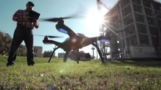 3D Robotics وسوني تقدمان طائرة بدون طيار لوضع خريطة ثلاثية الأبعاد للعالم