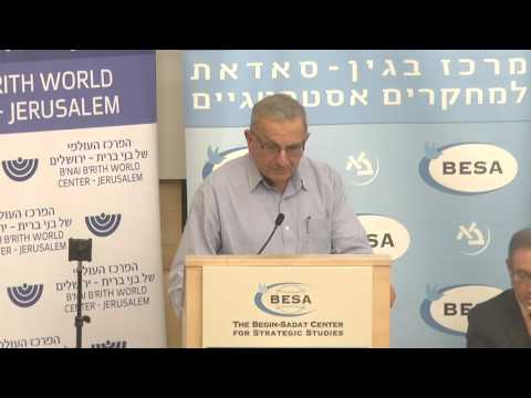 Prof. Shaul Chorev : Strategic Responses to Challenge