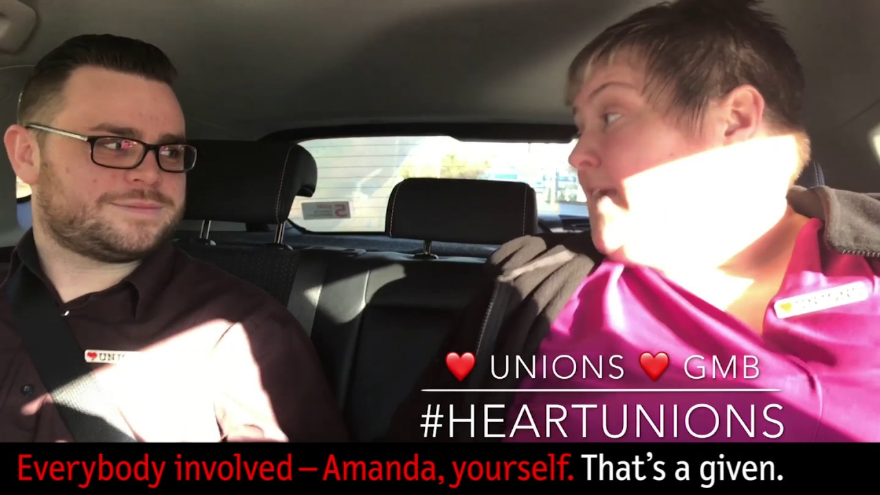 GMB'S #HEARTUNIONS Carpool - Friday 10/02