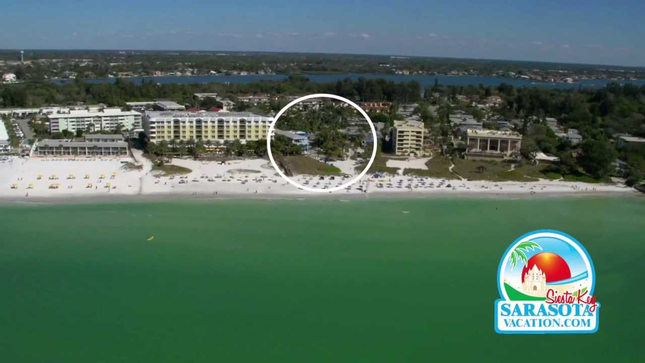 Sea Club V Siesta Key On Crescent Beach Youtube