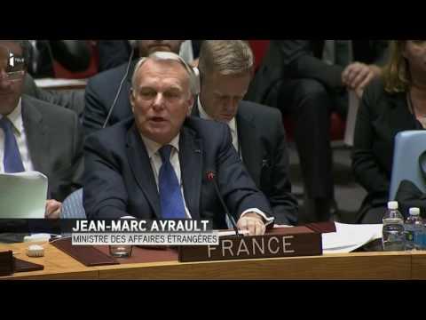 Syrie: la Russie met son veto au texte de la France à l'ONU