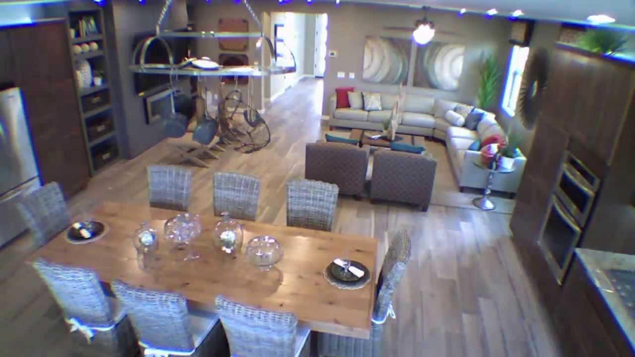 Interior Design: Model Home Interiors On Time Lapse