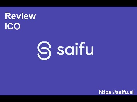 ICO SAIFU - cryptocurrency and fiat currency on one account.