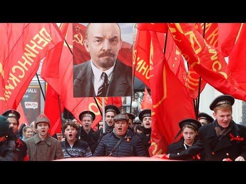 Russian Revolution 100-year anniversary