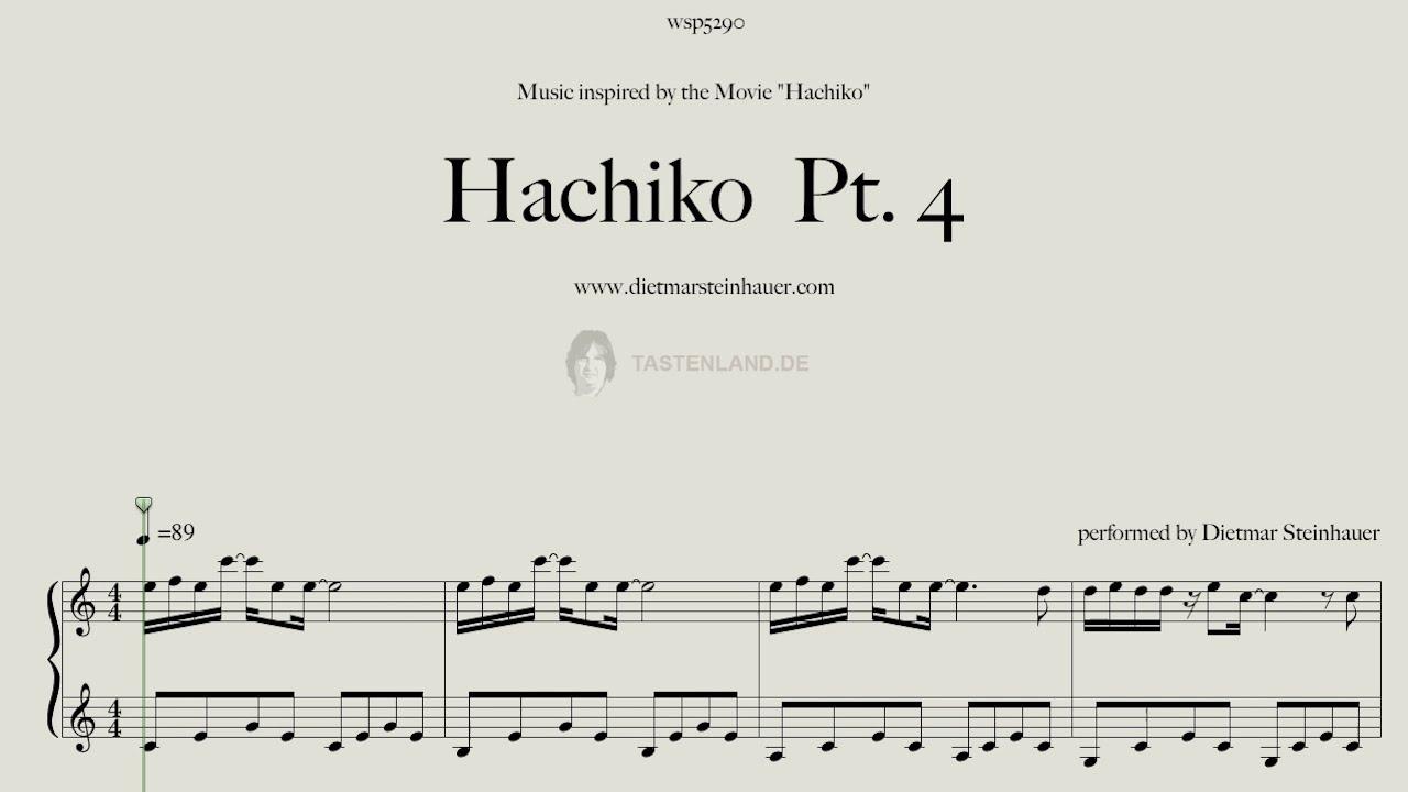 Hachiko pt 4 youtube for Dietmar steinhauer
