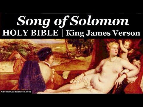 SONG OF SOLOMON - HOLY BIBLE - KJV- FULL AudioBook | Greatest Audio Books