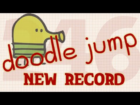 Doodle Jump: New Record 246k