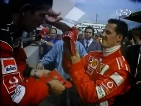 F1 - Michael Schumacher (HUN)