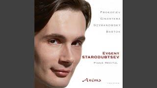 Piano Sonate, Op. 36: IV. Fuga. Allegro moderato - Scherzando e buffo