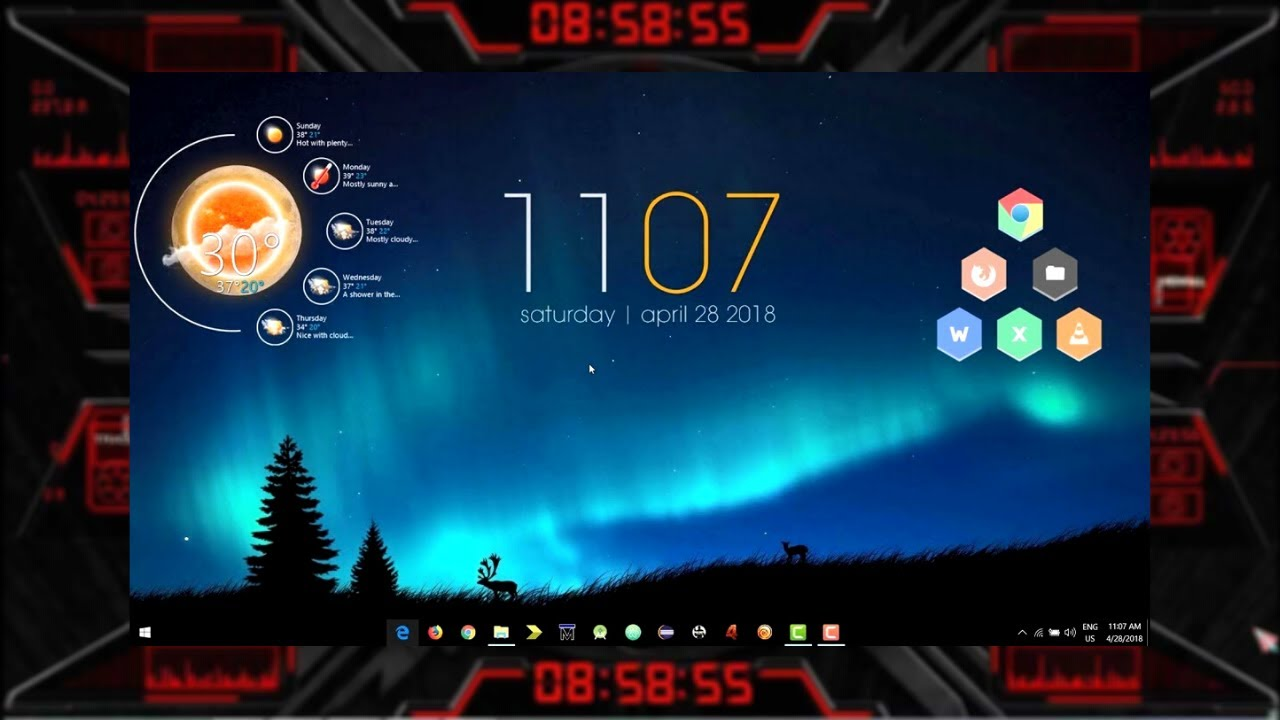 Download 10 Best Themes For Windows 10