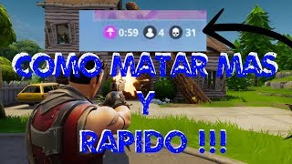 HOW TO KILL MORE PEOPLE IN FORTNITE BATTLE ROYALE !!! FORTNITE BATTLE ROYALE TIPS AND TIPS !!!