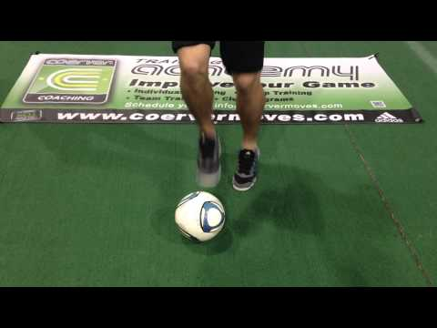 Coerver Academy Training Week 1 (Ball Mastery)