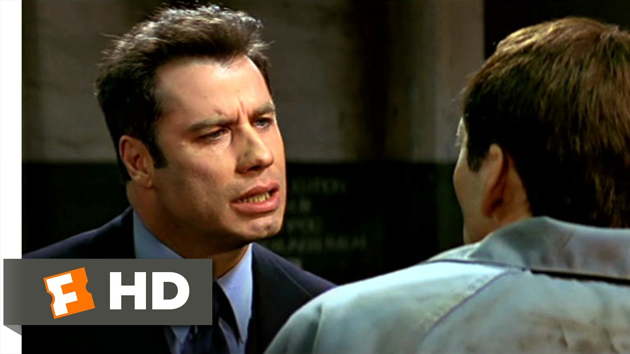 Download Face/Off (3/9) Movie CLIP - It's Like Looking in a Mirror (1997) HD