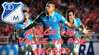 Ayron Del Valle Quiere Romper Doble Record! Rueda De Prensa [Noticias Millonarios]