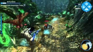 "Avatar the Game: Parte 3  ""de humano a Avatar"""