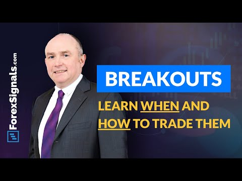 Why And How To Trade The Forex Breakout Strategy!