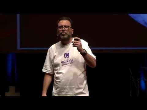 Gelecek Için Türetim Ekonomisi | Prosumer Economy For A Future | 2016 | Uygar Özesmi | TEDxReset